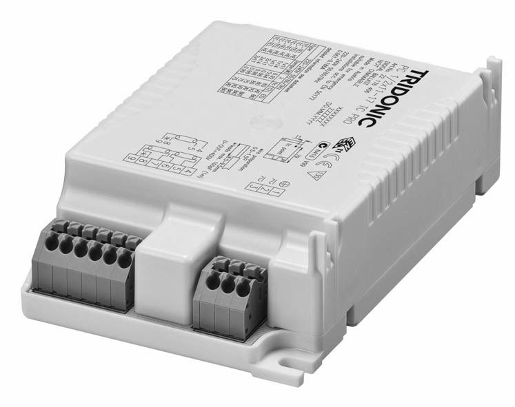 EVG / Elektronische Vorschaltgeräte für runde Leuchtstoffröhren T5c ...