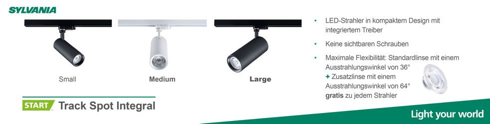 LED Strahler, LED Schienenstrahler; LED Strahler; LED Spot Strahler; Messebeleuchtung; Shopstrahler