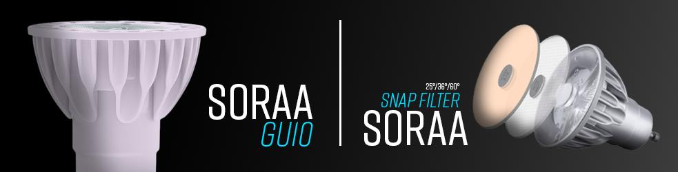 SORAA GU10